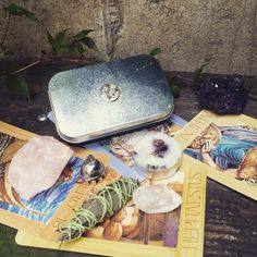 The Traveling Witch // Mini Altar Box