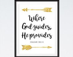 INSTANT DOWNLOAD For our God is a by SeedsofFaithDesigns on Etsy