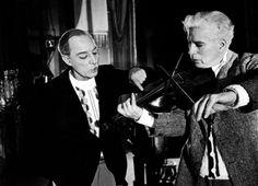 Buster Keaton & Charlie Chaplin - Limelight, 1952.