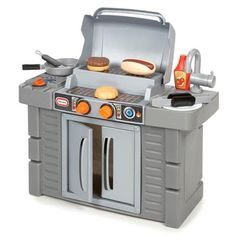 """Little Tikes Cook 'n Grow™ BBQ Grill - Little Tikes - Toys """"R"""" Us l #kidsgifts"""