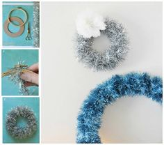 Best Easy to Make Wreaths Design Ideas ~ http://www.lookmyhomes.com/easy-to-make-wreaths/