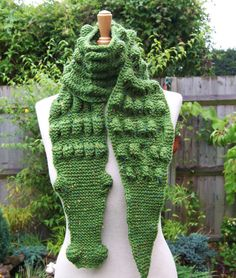 Gator scarf, for the one game a year where it's cold enough to wear it.