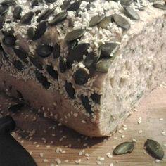 Vital-Kürbiskern-Brot