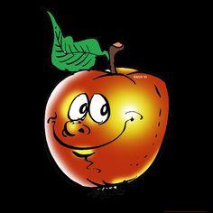 Apfel kacht