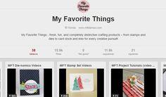 My Favorite Things en Pinterest