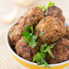 Greek meatballs stuffed with feta cheese and flavored with Ouzo. Transfer yourself to the Aegean sea with this food!