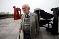 Anthony Caro, Who Followed Sculpture On a 'Path to Abstraction,' Dies at 89 - NYTimes.com