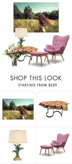 """""""La treizieme fille"""" by marlies-plank ❤ liked on Polyvore featuring interior, interiors, interior design, home, home decor, interior decorating, DutchCrafters, Pacific Coast, LSA International and artset"""