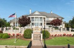 Michael Jordan Buys Himself A New $2.8 Million North Carolina Mansion For 50th Birthday  Read more at http://bossip.com/736783/celebrity-cribs-michael-jordan-buys-himself-a-new-2-8-million-north-carolina-mansion-for-50th-birthday-