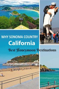 Newlyweds who're planning to chase their honeymoon dreams in a posh and modern place is cordially requested to open their minds and hearts and let them allow to choose Sonoma Country California in the U.S state of California, which is just 45 min north of San Francisco.