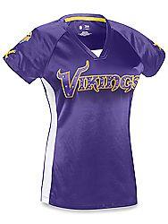 a987009c7 NFL Women s Shirt Minnesota Vikings Small Brand New