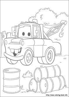 Disney Cars 2 Printable Coloring Pages For Kids Make your world more colorful with free printable coloring pages from italks. Our free coloring pages for adults and kids. Cars Coloring Pages, Coloring Pages For Boys, Printable Coloring Pages, Coloring Sheets, Coloring Books, Kids Coloring, Free Disney Coloring Pages, Online Coloring, Disney Colors