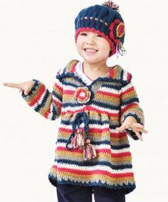 Enchanted Garden Crocheted Jacket