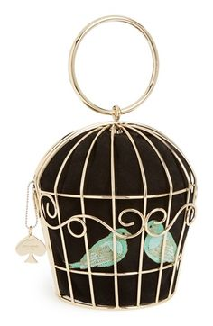 kate spade new york 'hello shanghai - pollie' birdcage bag available at #Nordstrom