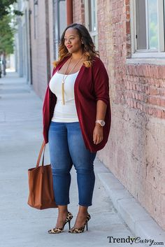 Trendy Curvy - Page 5 of 23 - Plus Size Fashion BlogTrendy Curvy