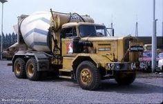 #Autocar #ConcreteMixer #Trucks