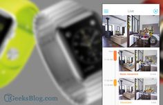 Best Home Automation #AppleWatch #Apps: Transform Your Home Into Smart Home