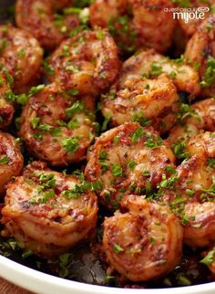 This Creole Shrimp Recipe Shrimp recipes, Shrimp and Recipe is a best for our dessert made with awesome ingredients! Prawn Recipes, Fish Recipes, Seafood Recipes, Great Recipes, Dinner Recipes, Cooking Recipes, What's Cooking, Blackened Fish Recipe, Shrimp Creole