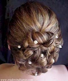 Fotos de Peinados Recogidos para Novias 14