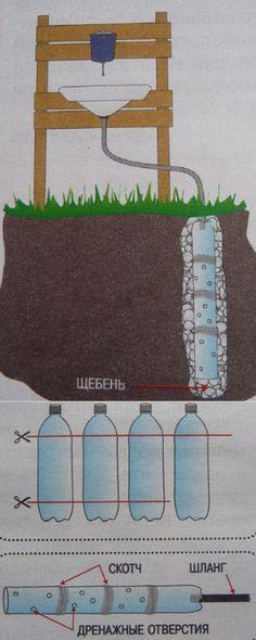 Умывальник для дачи своими руками. Делаем простой и удобный слив (280x700, 192Kb)