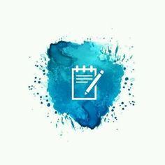 Story Instagram, Instagram Logo, Instagram Feed, Iphone Wallpaper App, Aesthetic Iphone Wallpaper, Instagram Symbols, Snapchat Icon, Cute App, Blue Aesthetic Pastel