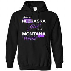 (NEJustTim002) Just A Nebraska Girl In A Montana World - #mens tee #tshirts. GUARANTEE => https://www.sunfrog.com/Valentines/-28NEJustTim002-29-Just-A-Nebraska-Girl-In-A-Montana-World-Black-Hoodie.html?68278