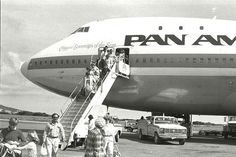 """Pan American World Airways Boeing 747-121 N755PA """"Clipper Sovereign of the Seas"""""""