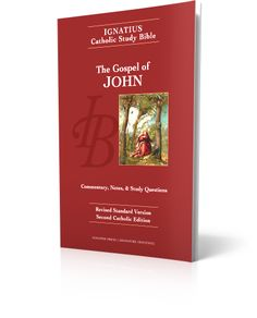 Based on the Revised Standard Version – Catholic Edition, this book leads readers through a penetrating study of the Gospel of John, using the biblical text itself and the Church's own guidelines for understanding the Bible. Ample notes accompany each page, providing fresh insights and commentary by renowned Bible teachers Scott Hahn and Curtis Mitch, as well as time-tested interpretations from the Fathers of the Church. These helpful study notes make explicit what St. John often assumes.