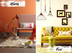 ALL ABOUT COLOUR - TIPS AND TRICKS Colours, Flooring, Wall, Tips, Blog, Furniture, Home Decor, Decoration Home, Room Decor