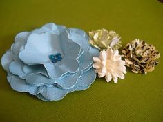 Counterfeit Kit Challenge: Prima Look-Alike Flower Tutorials