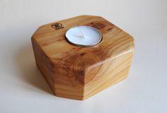 Candler Holder, Tissue Holders, Tea Lights, Candles, Wood, Madeira, Woodwind Instrument, Wood Planks, Trees