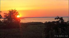 Sonnenaufgang 2013-08-03 neben der meinigenbrücke