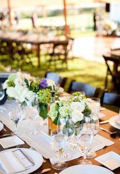 Brides: An Elegant, Laid-Back Wedding at The Allen Farm in Martha's Vineyard, MA