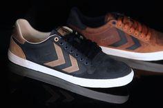 sneakers for cheap 910fd 50308 Deux Sneakers Hummel pour Lui. AtelierGentilhomme. Sneakers Hummel dans la  boutique Atelier