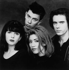 Lush, another fantastic band I wish were still around today...
