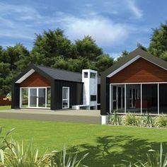 David Reid Homes - Gable roof