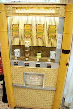 Tiki Vending Machine