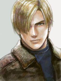 Leon Kennedy.... I really love his character hahaha