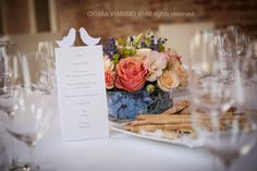 Wedding table setting Your wedding in Italy www.weddingchiara.it