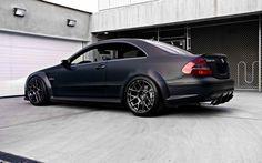 CLK63 AMG Black Series