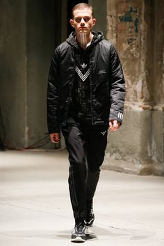 Adidas Originals by White Mountaineering at the Pitti Menswear Fair