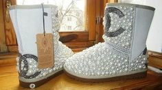 The most GORGEOUS UGGS EVER!!!!