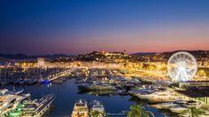 Vue imprenable du @CannesPalais #MagnifiqueFrance #CotedAzur