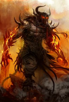Flame Lord