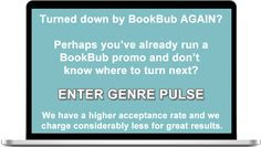 Genre Pulse is offering Kindle authors the chance to access their platform for free.  They have over 500,000 readers in their distribution network.  CLICK NOW to find out more.