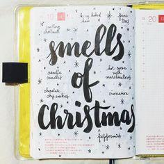 ...smells of Christmas