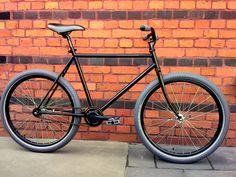 Sprick MTB - converted to modern urban bike