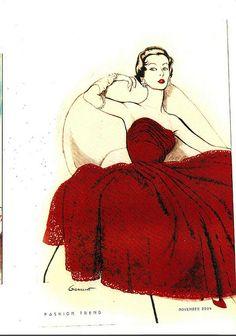 50s illustration