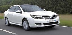 Renault Latitude 2012