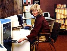 technology 80s eighties 0 Welcome to the future    according to the 1980s (30 Photos)